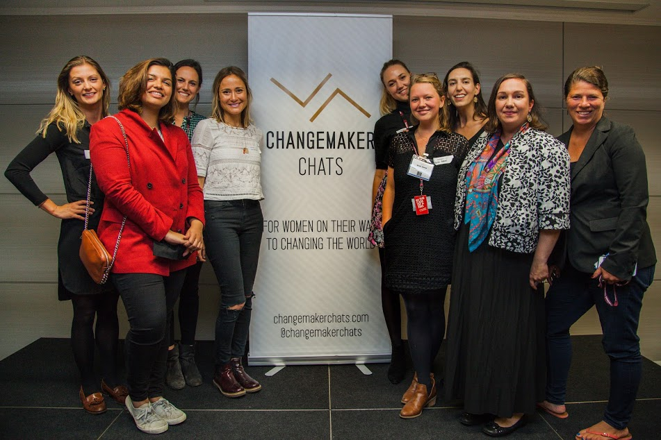 AWN EMEA Changemakers