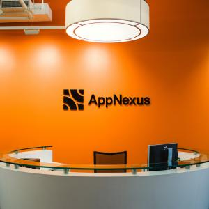 AppNexus NYC Office Reception