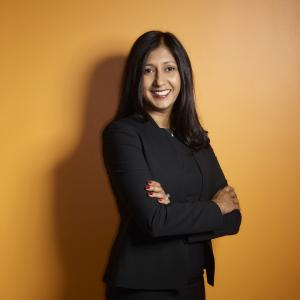 Nithya Das, Chief People and Legal Officer
